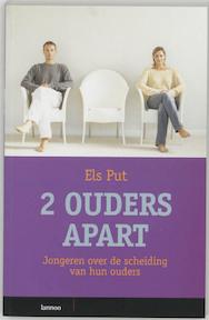 2 ouders apart - Els Put (ISBN 9789020957600)