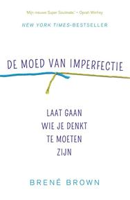 De moed van imperfectie - Brené Brown (ISBN 9789400503496)