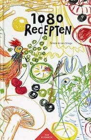 1080 recepten - Simone Ortega, Inés Ortega (ISBN 9789047506157)