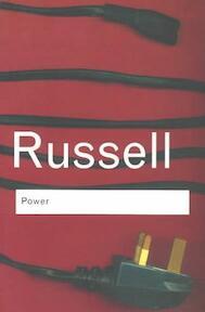 Power - Bertrand Russell (ISBN 9780415325073)