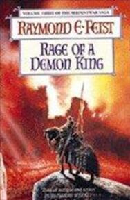 Serpentwar (03): rage of a demon king - Feist R (ISBN 9780006482987)