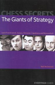 Chess Secrets - Neil McDonald (ISBN 9781857445411)