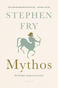 Mythos - Stephen Fry (ISBN 9789400406254)