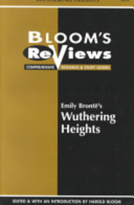 Emily Bronte's Wuthering Heights - Harold Bloom (ISBN 9780791041703)