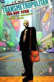 Transmetropolitan: The new scum - Warren Ellis, Darick Robertson, Rodney Ramos, Keith Aiken (ISBN 9781840232172)