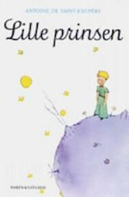 Lille prinsen - Antoine de Saint-Exupéry (ISBN 9789129409215)