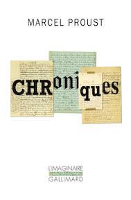 Chroniques - Marcel Proust (ISBN 9782070107001)