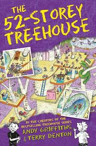 52-Storey Treehouse - Andy Griffiths (ISBN 9781447287575)