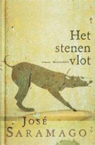 Het stenen vlot - J. Saramago (ISBN 9789029077712)