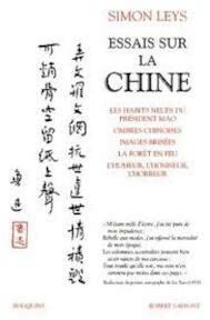 Essais sur la Chine - Simon Leys (ISBN 9782221085394)