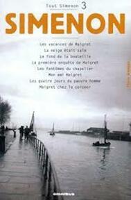 Tout Simenon 3 - Georges Simenon (ISBN 9782258060449)