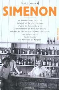 Tout Simenon 4 - Georges Simenon (ISBN 9782258060456)
