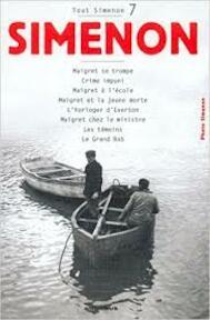 Tout Simenon 7 - Georges Simenon (ISBN 9782258060487)