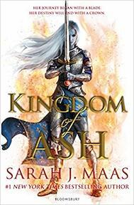 Kingdom of Ash - Sarah J Maas (ISBN 9781408872918)