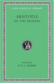 On the heavens - Aristotle, W.K.C. Guthrie