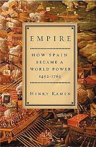 Empire - Henry Kamen (ISBN 9780060194765)