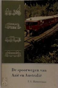 De spoorwegen van Azië en Australië - T.L. Hameeteman