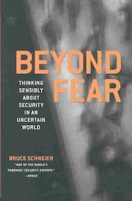 Beyond Fear - Bruce Schneier (ISBN 9780387026206)