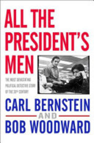 All the President's Men - Bob Woodward, Carl Bernstein (ISBN 9781416527572)