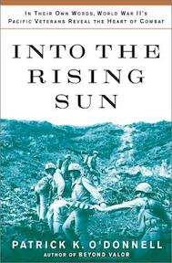 Into the Rising Sun - Patrick K. O'Donell (ISBN 9780743214803)