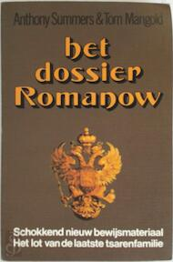 Het dossier Romanow - Anthony Summers, Tom Mangold (ISBN 9789031896776)