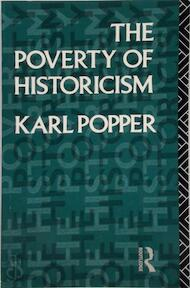 The Poverty of Historicism - Karl Popper (ISBN 9780415065696)