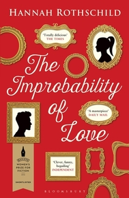 Improbability of Love - Hannah Rothschild (ISBN 9781408862476)