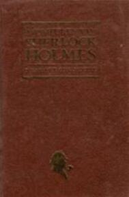 Avonturen van Sherlock Holmes - Arthur Conan Doyle (ISBN 9789064072659)