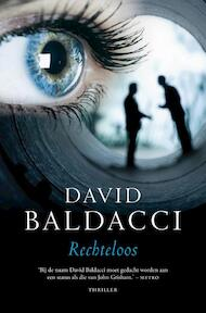 Rechteloos - David Baldacci (ISBN 9789022995501)