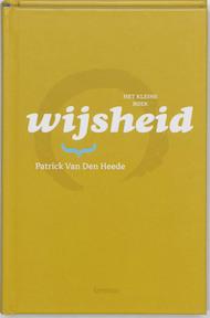 Het kleine boek wijsheid - P. van den Heede (ISBN 9789020960280)