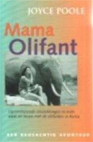 Mama Olifant - Josephine Poole (ISBN 9789022983867)