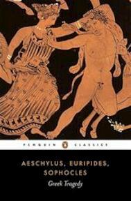 Greek Tragedy - Aeschylus (ISBN 9780141439365)
