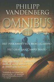 Het perkament van Montecassino ; Het graf van Campo Santo - Philipp Vandenberg (ISBN 9789045203188)