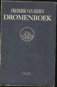 Dromenboek - Frederik van Eeden (ISBN 9789060195314)