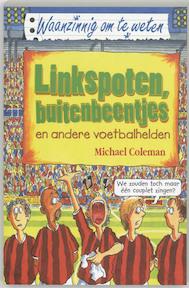 Linkspoten, buitenbeentjes en andere voetbalhelden - Marilyn Coleman (ISBN 9789020605266)