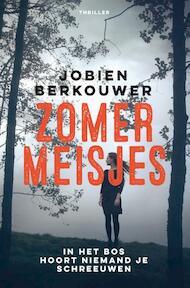 Zomermeisjes - Jobien Berkouwer (ISBN 9789400507739)