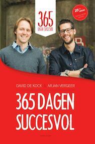365 dagen succesvol - David de Kock, Arjan Vergeer (ISBN 9789000354269)