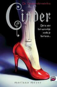 Cinder - Marissa Meyer (ISBN 9789022327999)