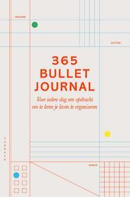 365 bullet journal - Zennor Compton, Marcia Mihotich (ISBN 9789000358403)