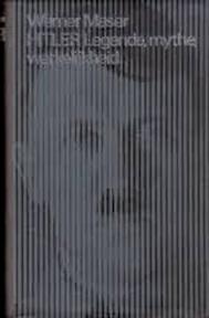 Adolf Hitler - Werner Maser (ISBN 9789029530187)
