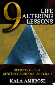 9 Life Altering Lessons - Kala Ambrose (ISBN 9781934588031)