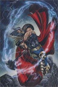 The Mighty Thor, Lord of Asgard - Dan Jurgens, Mike Grell, Tom Raney (ISBN 9780785111269)