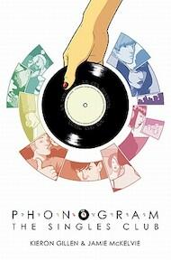 Phonogram - Kieron Gillen, Jamie McKelvie (ISBN 9781607061793)