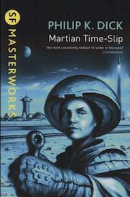 Martian Time-Slip - Philip K. Dick (ISBN 9781407244099)