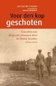 Voor den kop geschoten - J. Van der Fraenen (ISBN 9789086792191)