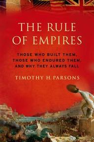 The Rule of Empires - Timothy H. Parsons (ISBN 9780199931156)