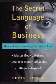 The Secret Language of Business - Kevin Hogan (ISBN 9780470222898)