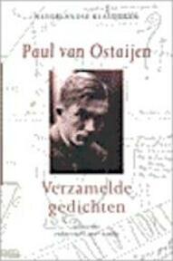 Verzamelde gedichten - P. van Ostaijen (ISBN 9789035116399)