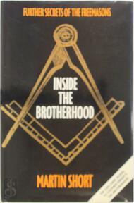 Inside the Brotherhood - Martin Short (ISBN 9780246130204)