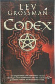 Codex - Lev Grossman (ISBN 9789061121671)